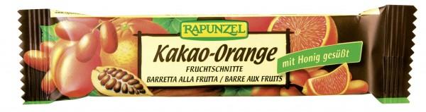 Fruchtschnitte Kakao-Orange 25 Stück a 40g